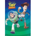 Toy Story poster 3D