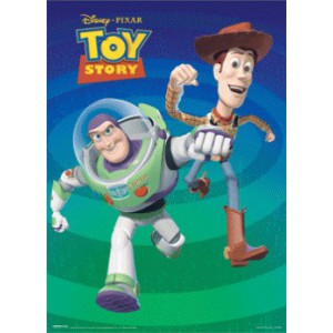 Toy Story - Poster 3D