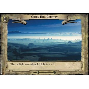 The Lord of the Rings - The Fellowship of the Ring - Green Hill Country - 1U323