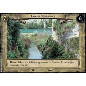 The Lord of the Rings - The Fellowship of the Ring - Anduin Confluence - 1U353
