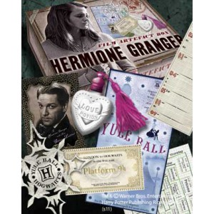 Harry Potter - Boîte d'artefacts Hermione Granger