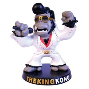 Popmash - Figurine The King Kong : King Kong + The King (Elvis)