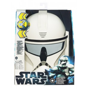 Star Wars - Masque électronique Clone Trooper