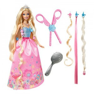 Barbie - Princesse longue chevelure