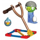 Angry Birds - Jeu de construction Blue Bird vs. Helmet Pig