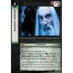The Lord of the Rings - The Fellowship of the Ring - Saruman's Ambition - 1C133