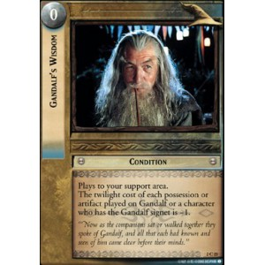 The Lord of the Rings - Mines of Moria - Gandalf's Wisdom - 2C23