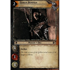 The Lord of the Rings - Mines of Moria - Goblin Bowman - 2C60