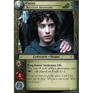 The Lord of the Rings - Mines of Moria - Frodo, Reluctant Adventurer - 2C102