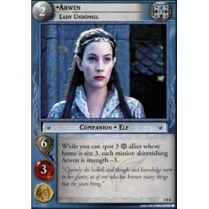 The Lord of the Rings - Realms of the Elf-lords - Arwen, Lady Undomiel - 3R8