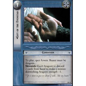 The Lord of the Rings - Realms of the Elf-lords - Gift of the Evenstar - 3R19