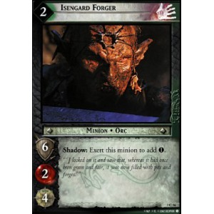 The Lord of the Rings - Realms of the Elf-lords - Isengard Forger - 3C56