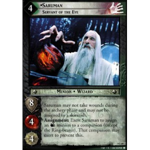 The Lord of the Rings - Realms of the Elf-lords - Saruman, Servant of the Eye - 3C69